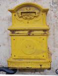 Old Postbox, Asmara