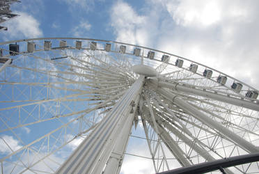 The Big Wheel by moonhare77