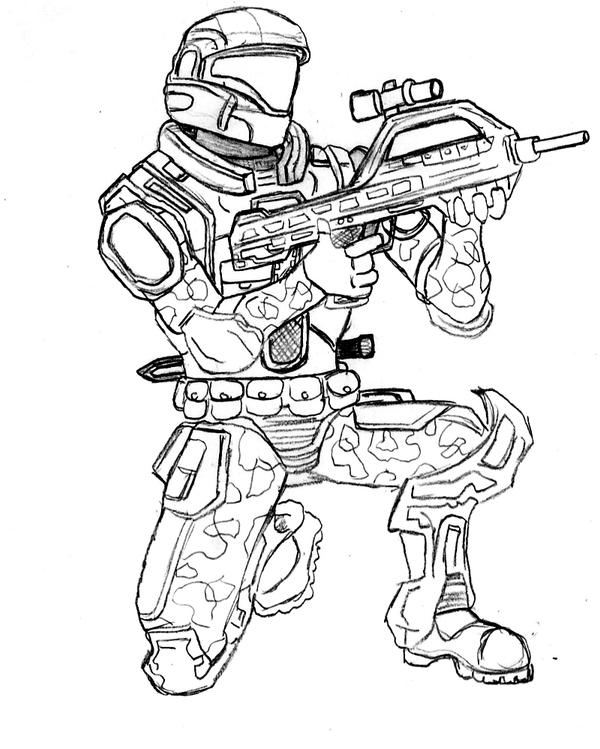 Coloring Pages Of Advanced Warfare : Advanced warfare coloring pages