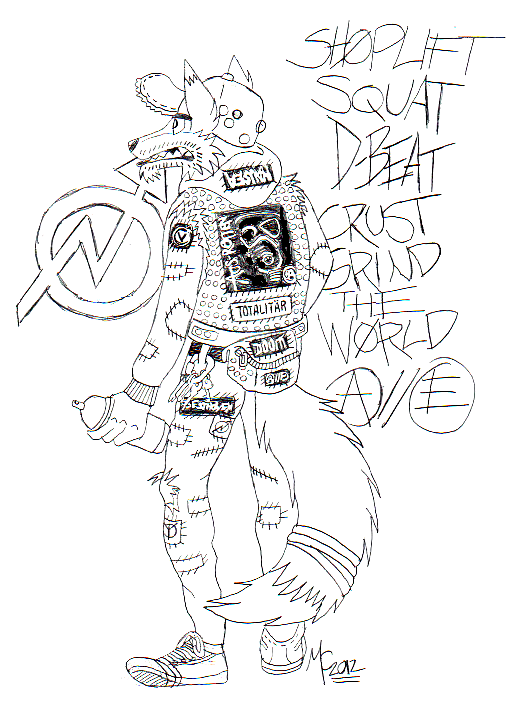 Shoplift/Squat/D-Beat/Crust/Grind The World (A)(E) by CrashyBandicoot