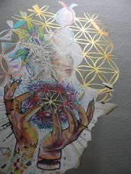 Yiyi flor de la vida by LeandroGonzalez