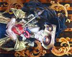 The Ecstasy of Madam Dolorosa by CarrieAnnBaade