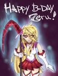 Fan art : Zeru