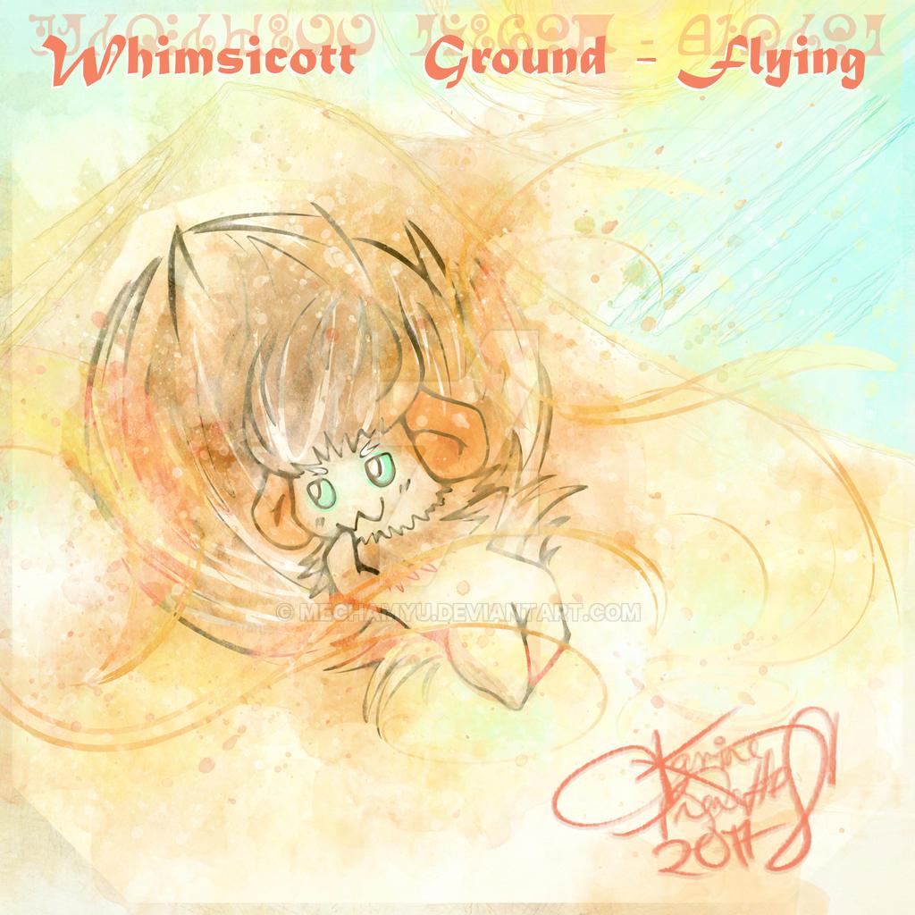 The Windveiled Pokemon Whimsicott [Pokechallenge]