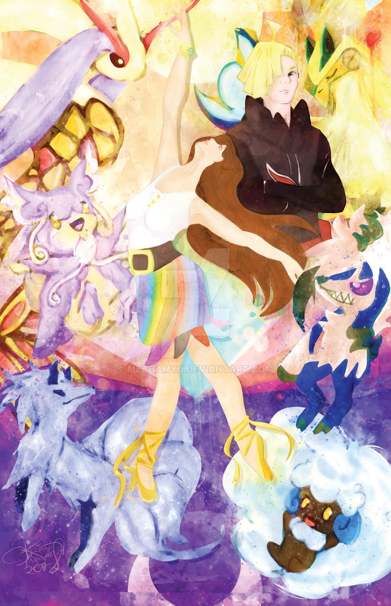 Shiny PokeWorld [Gift]