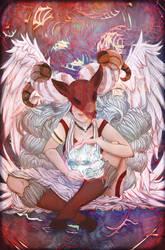 Baphomet | La-Mulana 2 Fan Art