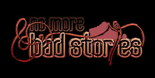 [Logo] No More Bad Stories - Neon Sign