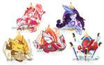 Puella Magi Pokemon Magica Quintet