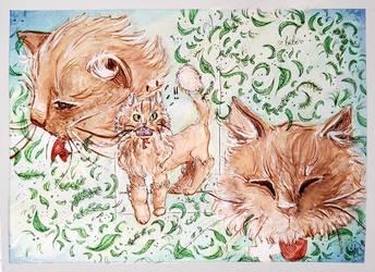 [Gift] Bebe - Watercolor
