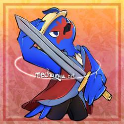 [Gift] Fierce birdie