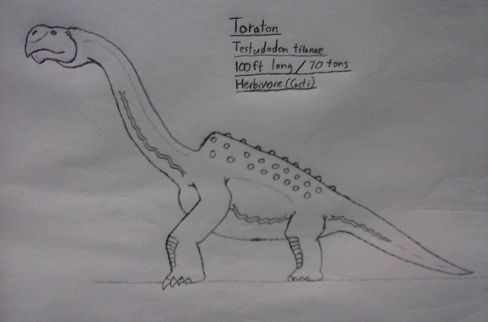 Toraton test by Raygathex