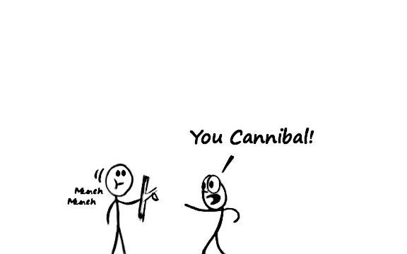 Cannibalism... by SuperBillyJilly