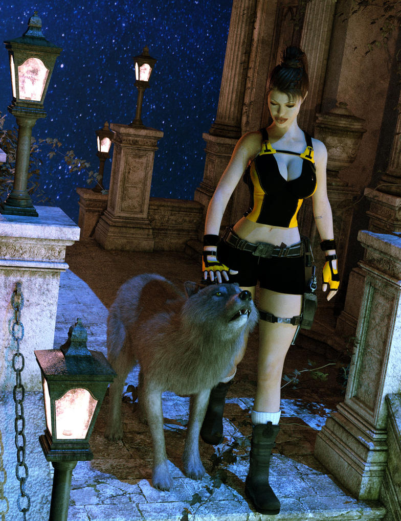 Lara And TheGuardian