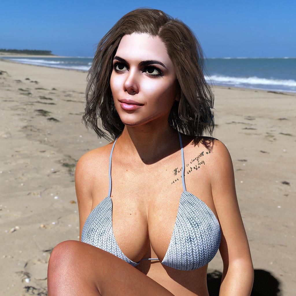 Viki Odintcova Nude Photos 33