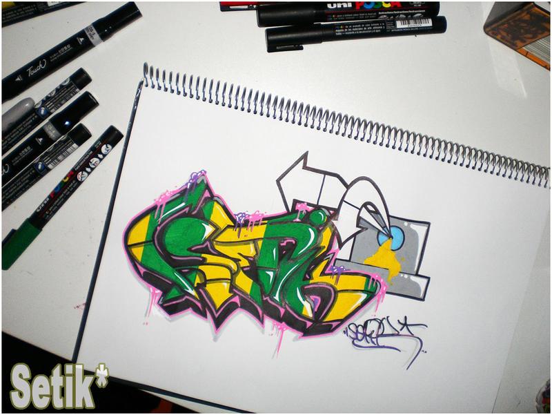 Blackbook_yellow.green Setik by Setik01