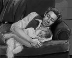 Patrick Jane + Baby