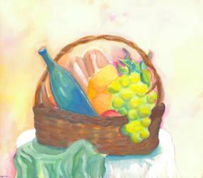 Fruit Basket by alura5