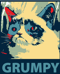 Inspirationally Grumpy by alura5