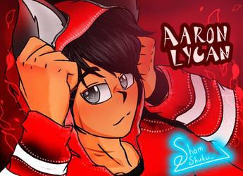 Aaron_Lycan by ShamShuku