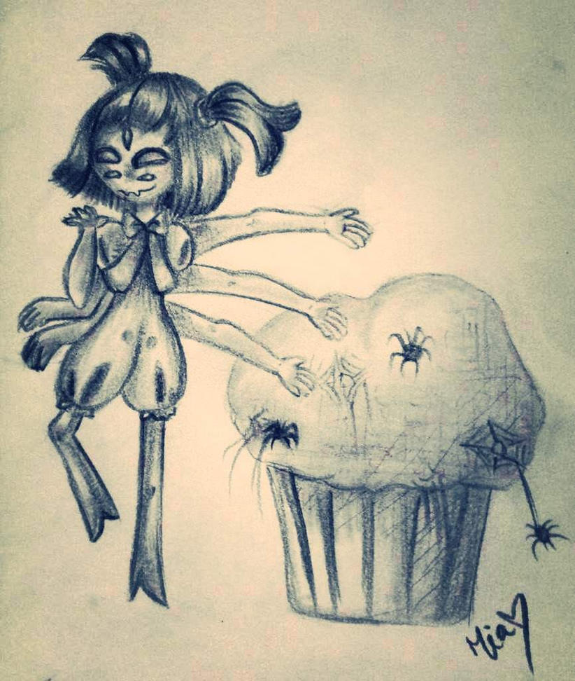World's biggest Muffin by Marmarmia