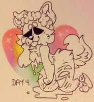 Goretober Day 4: Pastel by Marmarmia