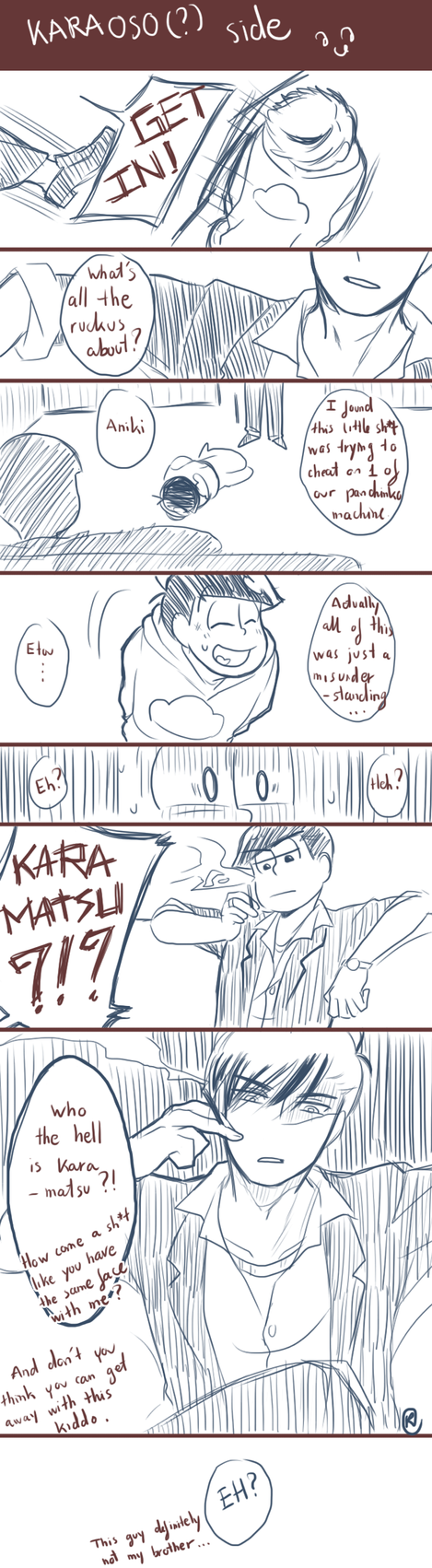 [Osomatsu-san]This's going to be so f_ck up by Jacksei