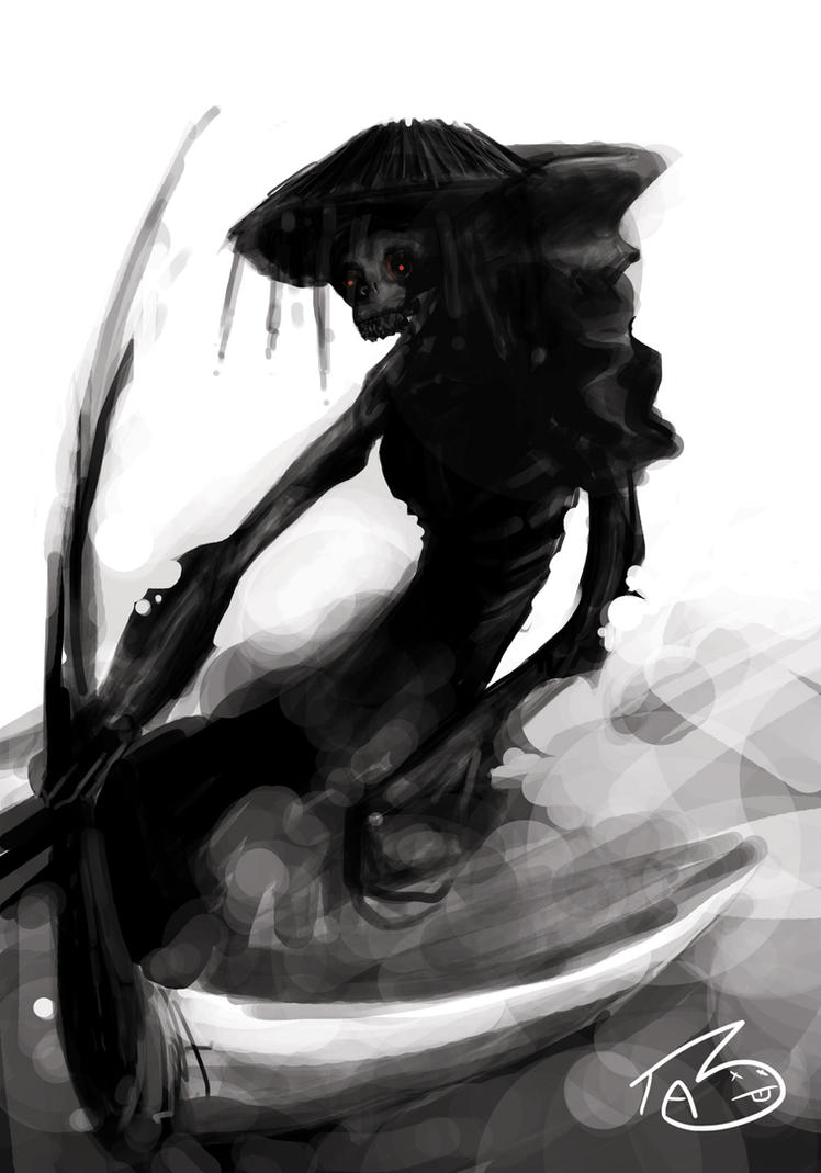 The Reaper Cometh by TaylorSch
