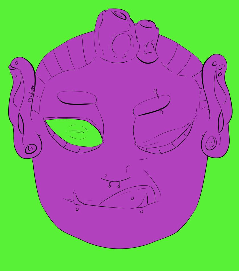 Dj Octavio (Eye) by Naside