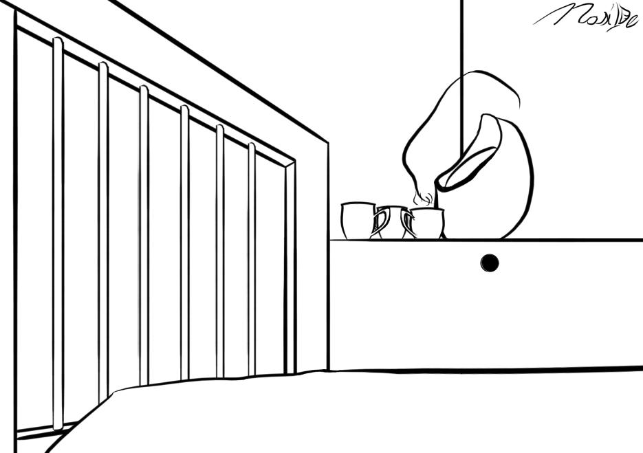 Sal's Bedroom -Diving Bell- by Naside