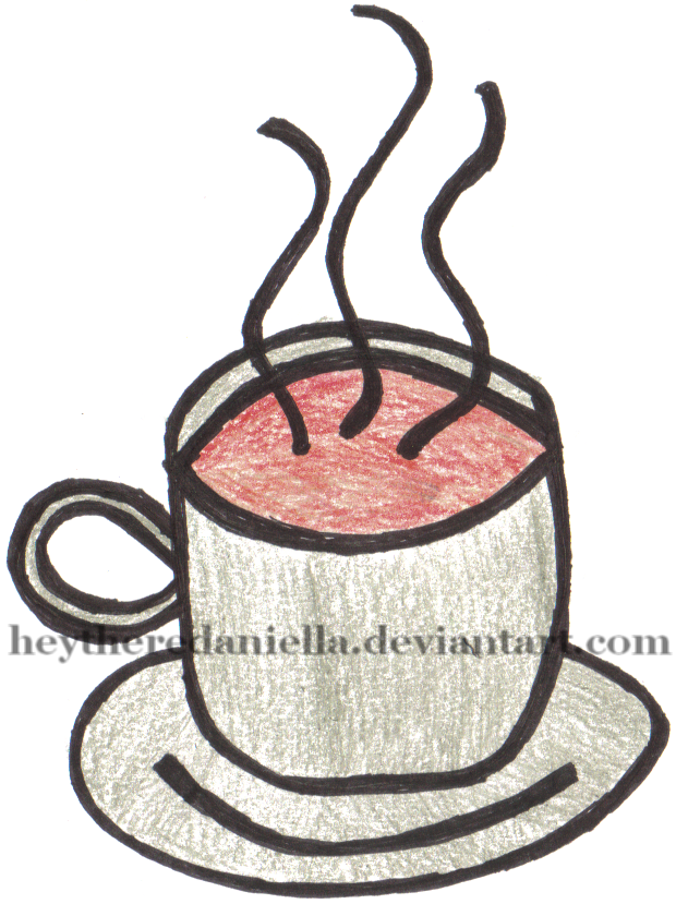 Coffee for a Cannibal by heytheredaniella