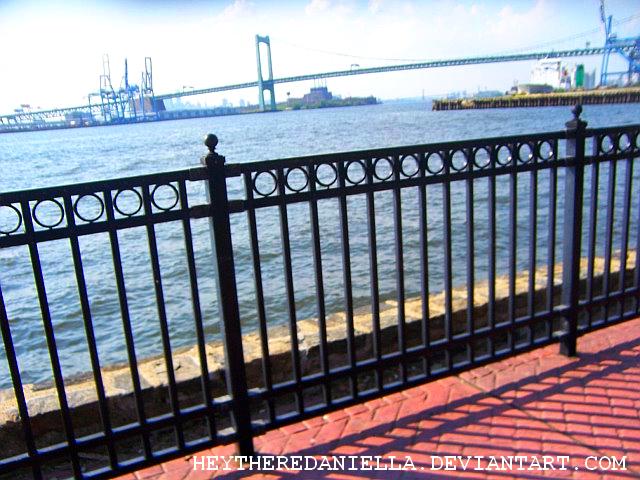 City Bridge by heytheredaniella