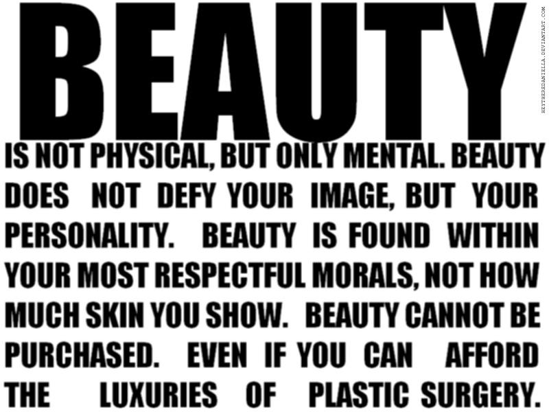 Beauty by heytheredaniella