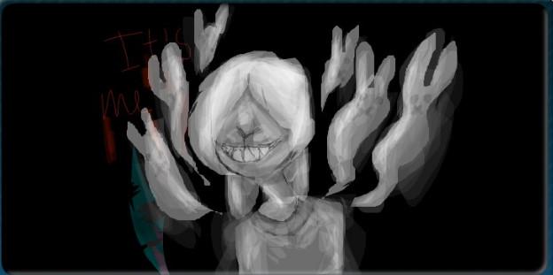 Monster bun by 00Jellyfish00
