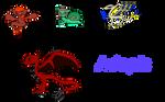 Dragon Adopts (Draw to adopt: OPEN)