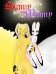 Sunny and Moony... A New Story by black-neko-nya
