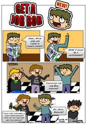 Get a Job Bob Page 1 by WizzJet