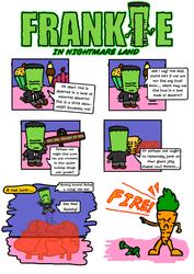 Frankie - A Piece of Cake P.1 by WizzJet