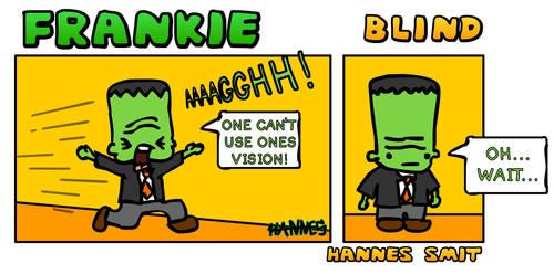 Frankie - Blind by WizzJet