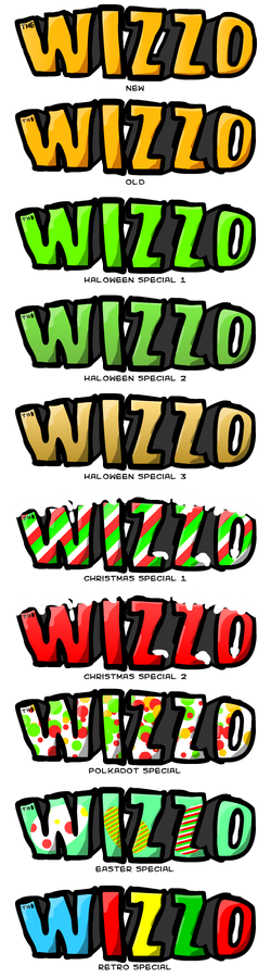 Wizzo Themed Titles