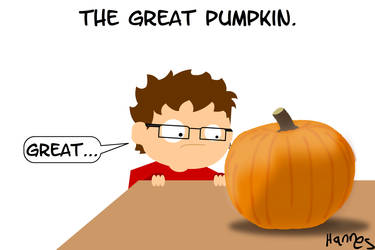 CCE: The Great Pumpkin