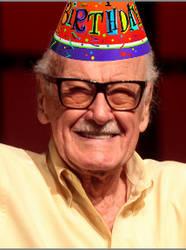 Happy Birthday Stan Lee by MikeEmilStudio