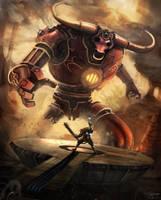 Steampunk Challenge by rodimus25