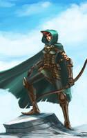 Ranger by rodimus25