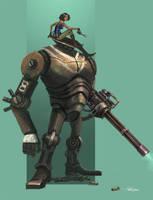 Bot 0.1 by rodimus25