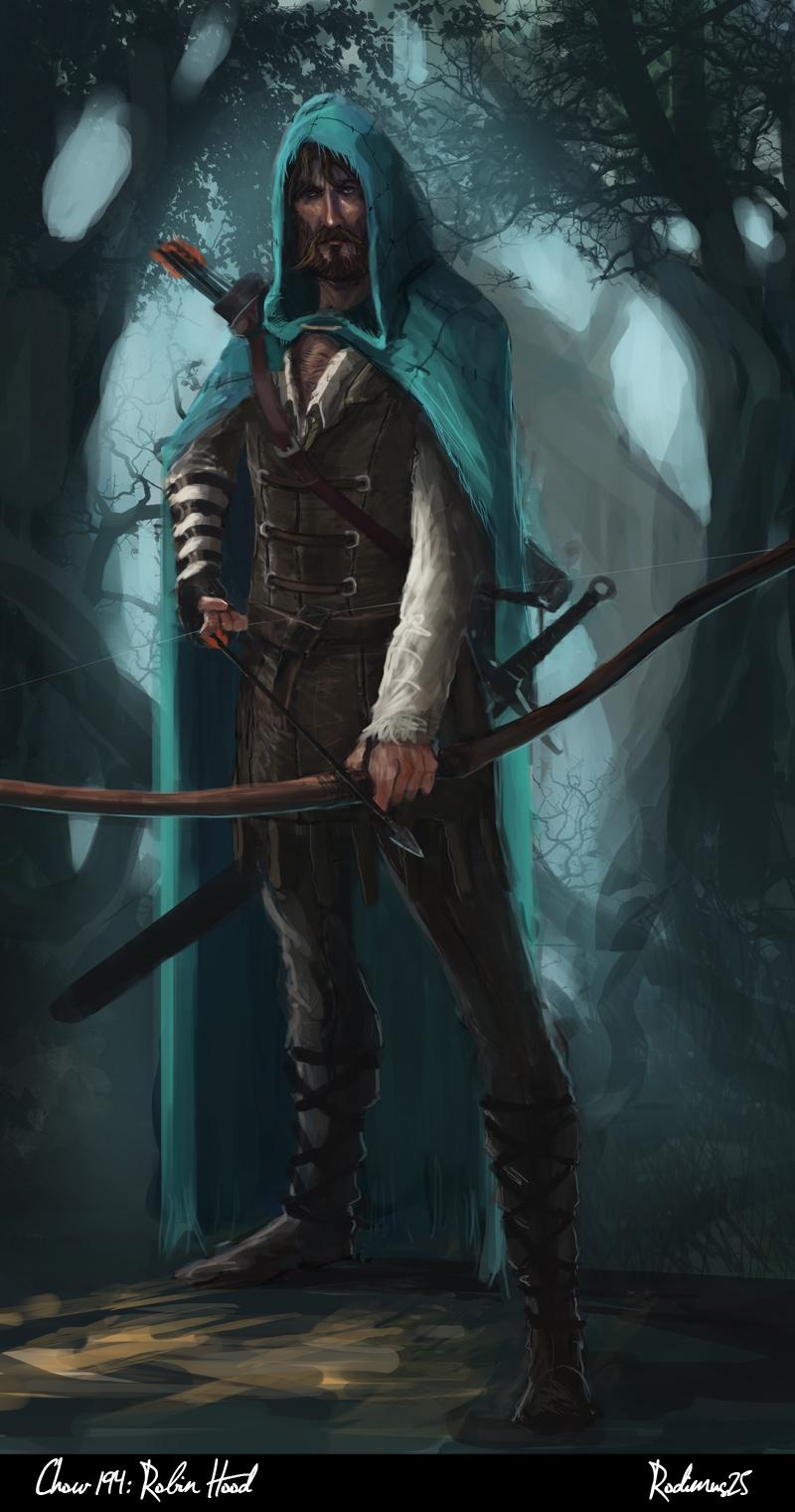 Chow 194 Robin Hood