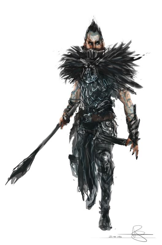 Fantasy: Warlock by rodimus25