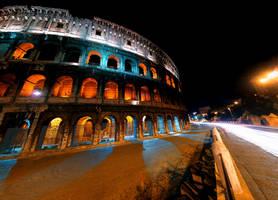 Colosseum by dimitarmisev