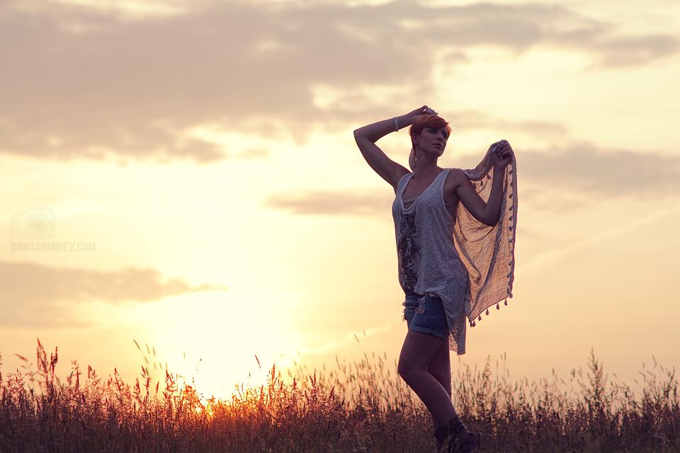 Chasing the sunrise by dimitarmisev