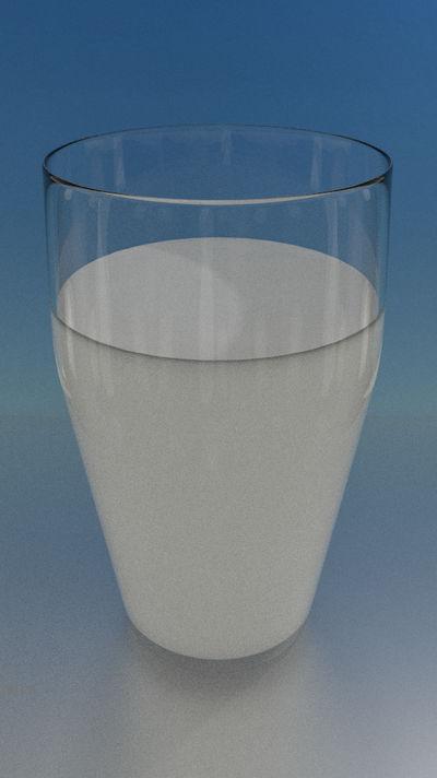 Milk (3d model)