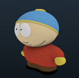 Cartman (3d)
